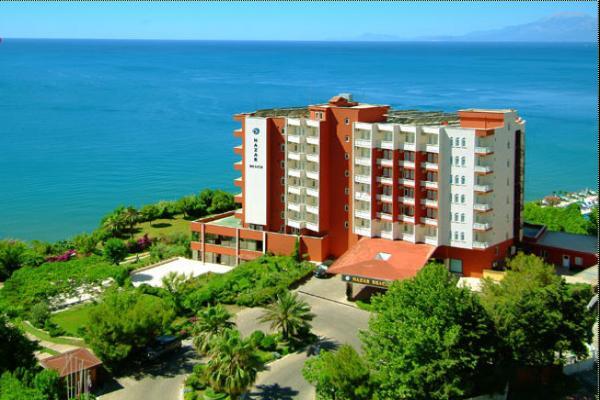 هتل 4 ستاره نظر بیچ | تور آنتالیا