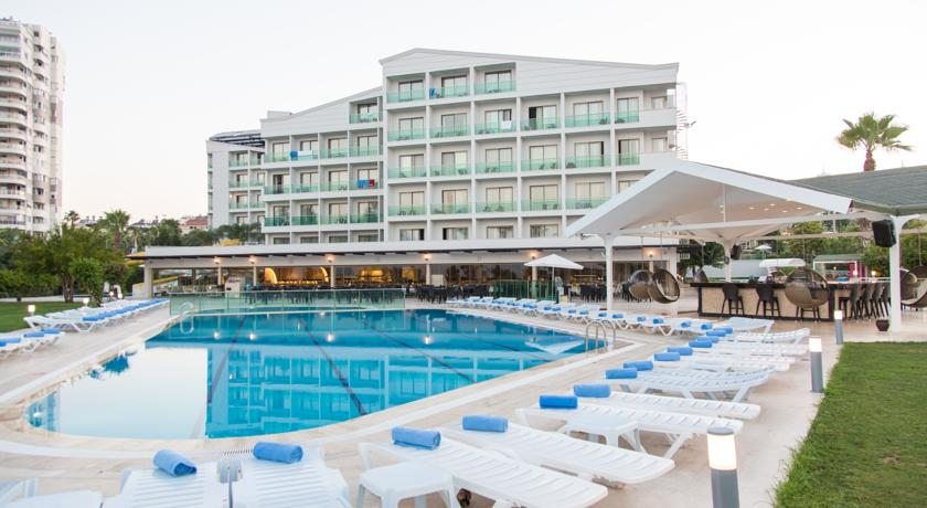 هتل 4 ستاره کلاب فالکن |تور آنتالیا