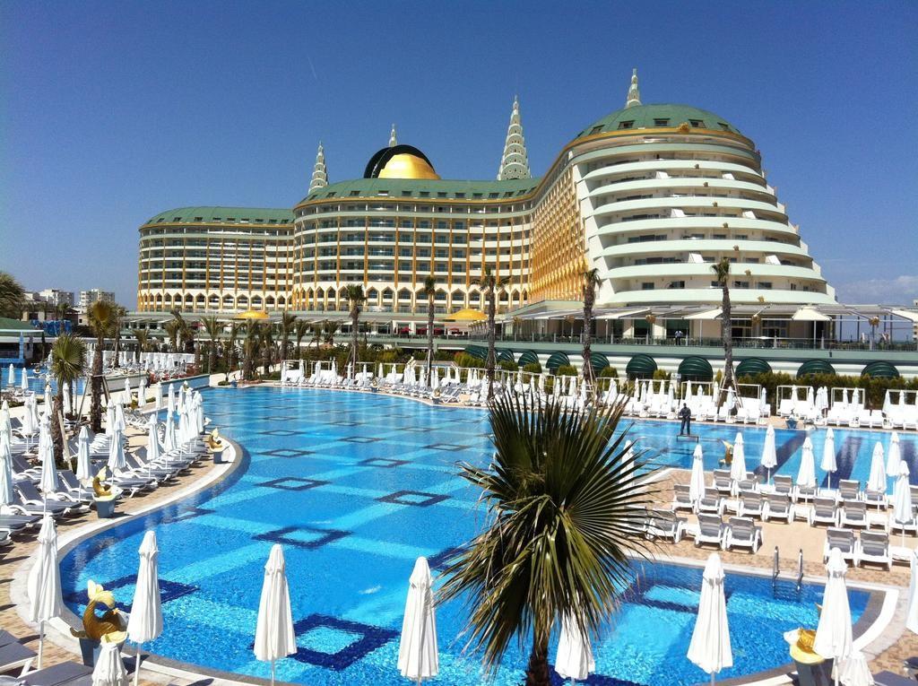 هتل 5 ستاره دلفین امپریال|آنتالیا