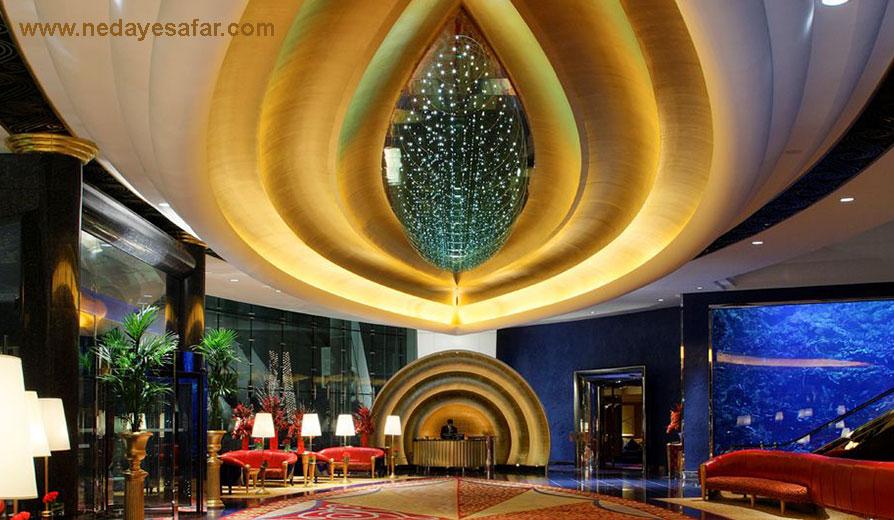 هتل برج العرب | دبی