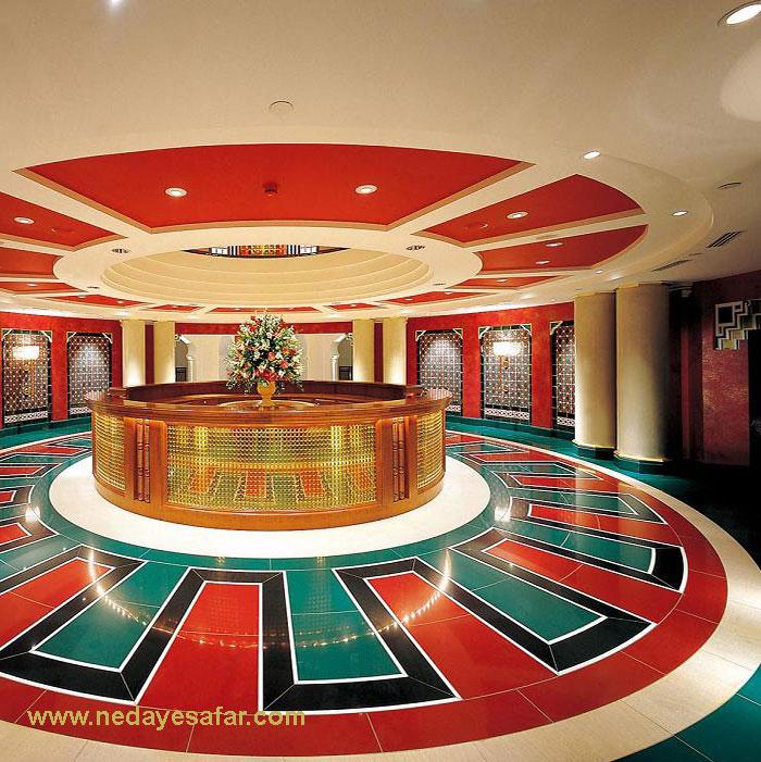هتل پنج ستاره جمیرا بیچ