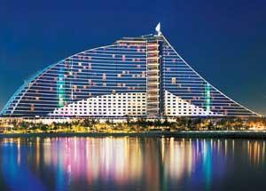 هتل جمیرا بیچ | 5 ستاره