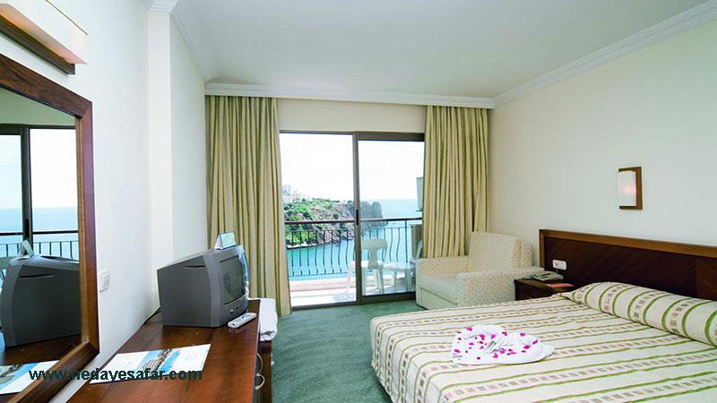 هتل 4 ستاره کلاب فالکن | تور آنتالیا