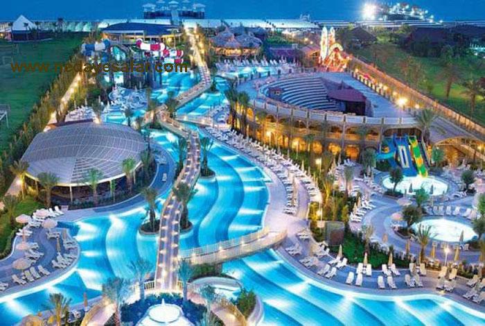 هتل پنج ستاره گراند پارک لارا