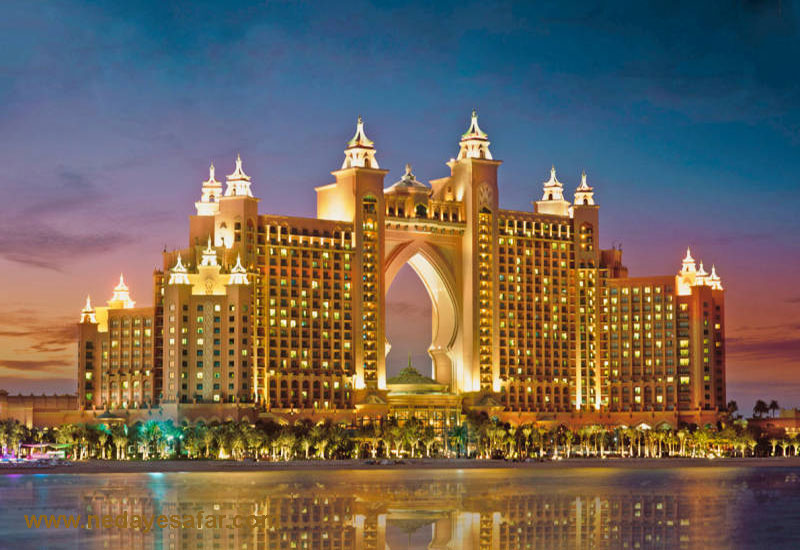 تور دبی | هتل آتلانتیس