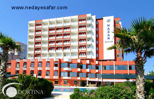 هتل نظر بیچ | تور آنتالیا