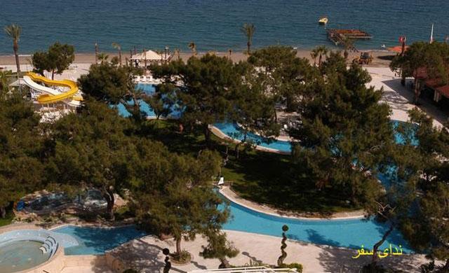 هتل پنج ستاره رویال پالم