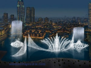 تور دبی | هتل های پنج ستاره