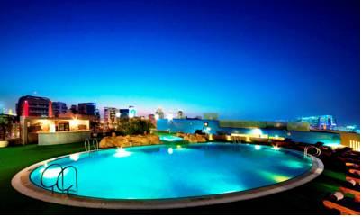 هتل پنج ستاره تاج پلاس دبی