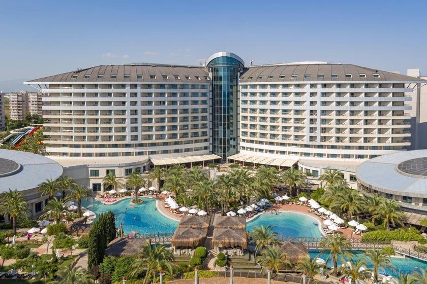 هتل ۵ ستاره رویال وینگز آنتالیا