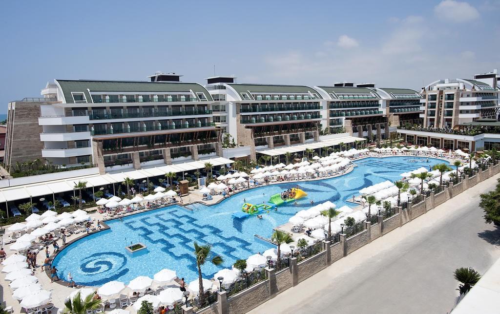 هتل کریستال نیروانا | تور آنتالیا