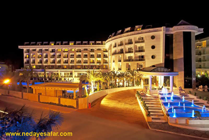 هتل ایمپریال سان لند آنتالیا