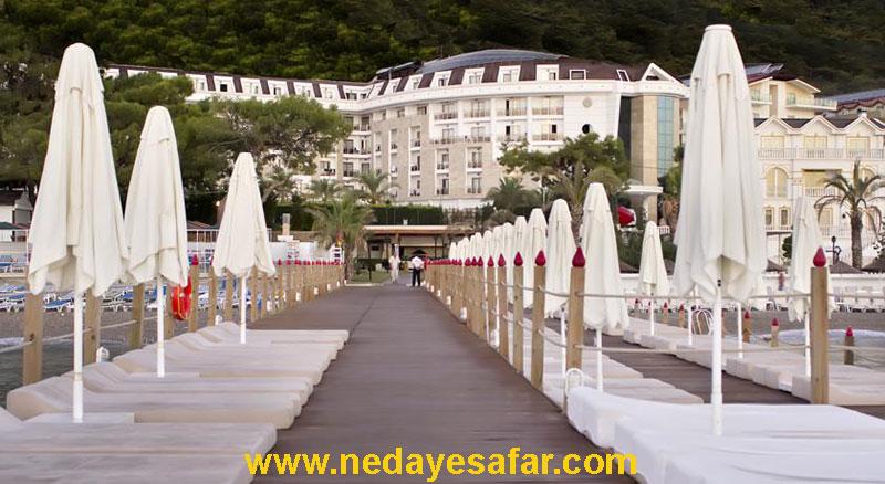 هتل ایمپریال سان لند | تور آنتالیا