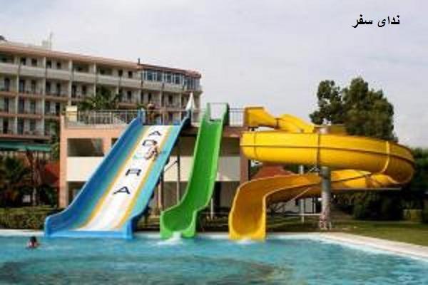 هتل ۵ ستاره آدورا گلف|تور آنتالیا
