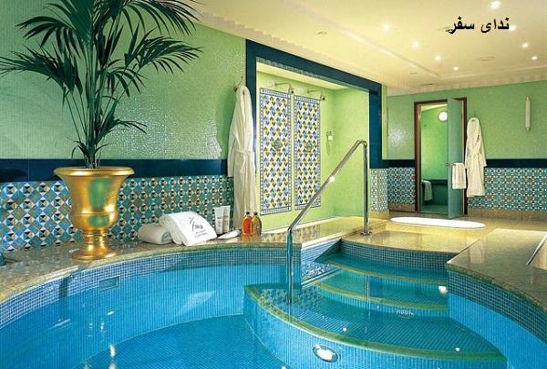 هتل پنج ستاره آرمانی