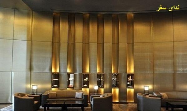 هتل پنج ستاره آرمانی|تور دبی