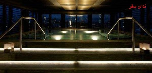 هتل آرمانی|تور دبی