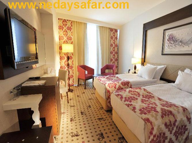 هتل پنج ستاره بایالارا | تور آنتالیا