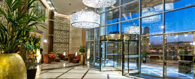 هتل چهار ستاره سیتی سیزن