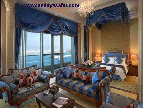 هتل ۵ ستاره|تور دبی