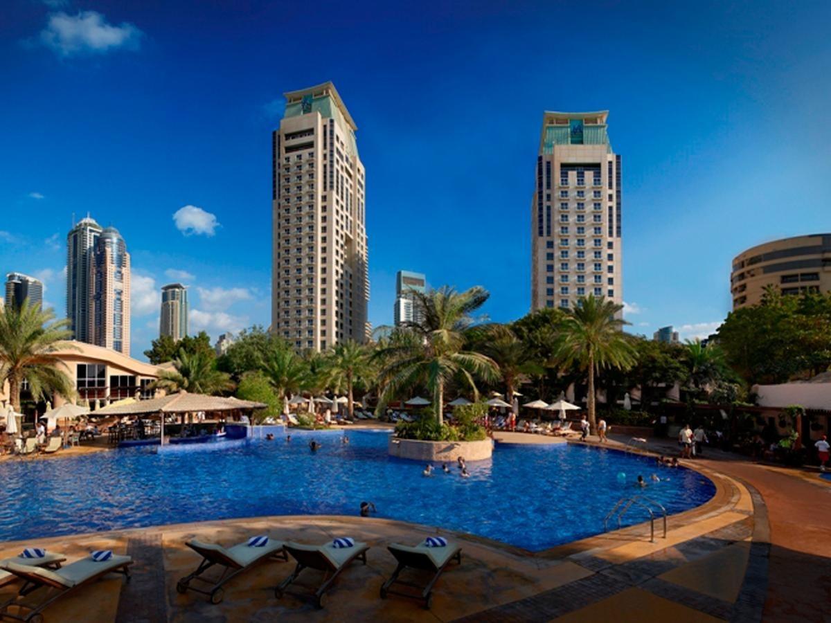 هتل پنج ستاره هبتور گرند|تور دبی