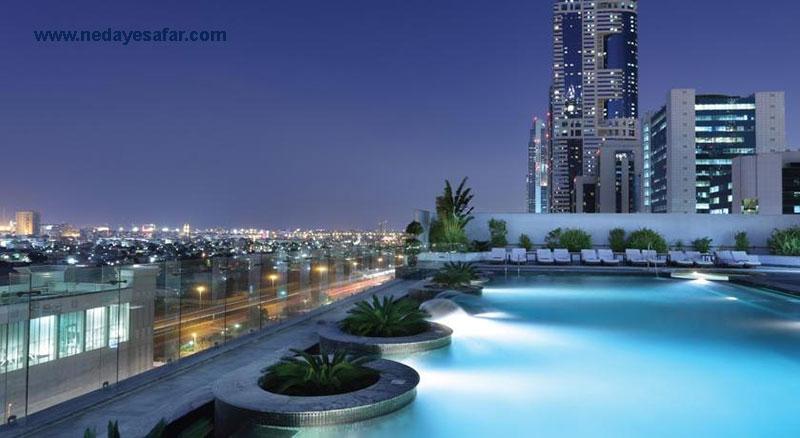 هتل ۵ ستاره | تور دبی