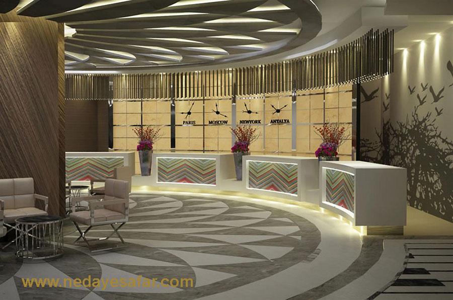 hotel crystal nirvana antalya