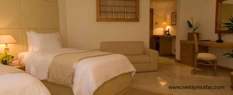 هتل پنج ستاره مارین