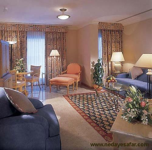 تور دبی | هتل مارین