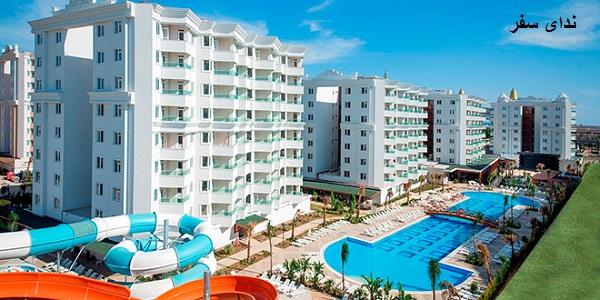 هتل رامادا ریزورت|هتل پنج ستاره آنتالیا