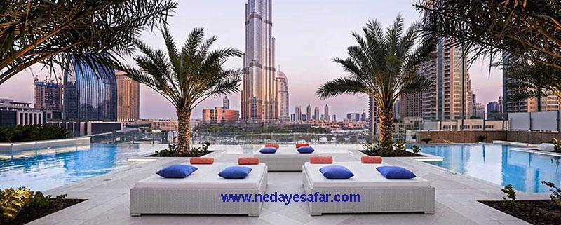 هتل سوفیتل دبی