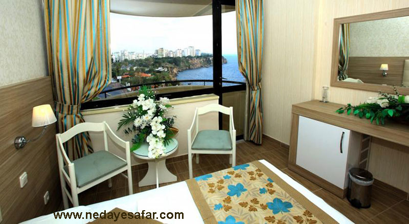 هتل چهار ستاره سندر