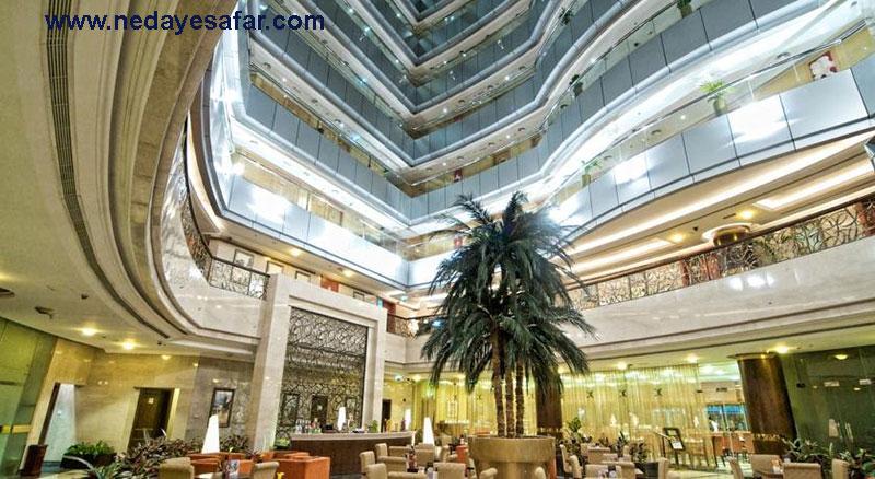 هتل چهار ستاره سیتی سیزن | تور دبی