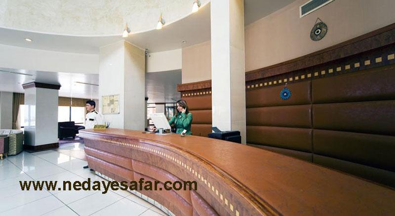 هتل چهار ستاره سندر|تور آنتالیا