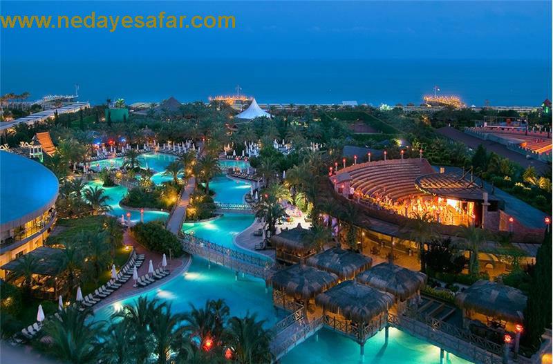 هتل ۵ ستاره رویال وینگز
