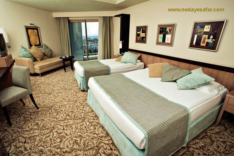 هتل ۵ ستاره رویال وینگز | تور آنتالیا