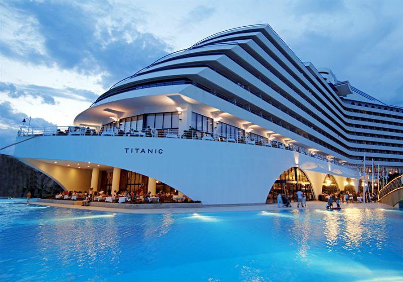 هتل پنج ستاره پورتوبلو