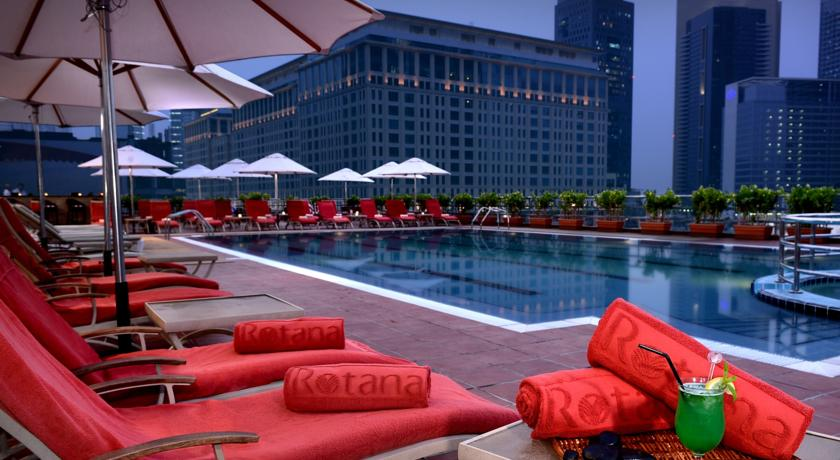 هتل چهار ستاره رز ریحان روتانا