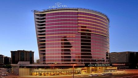 هتل چهار ستاره کلاور کریک