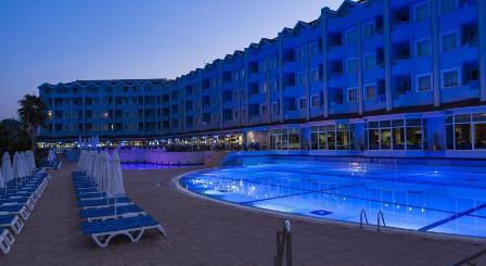 هتل چهار ستاره گرند هابر