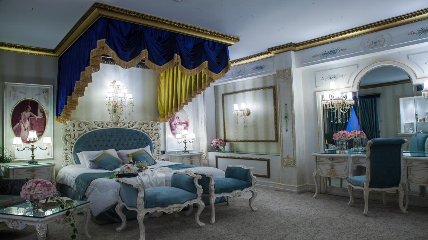 هتل پنج ستاره القصر