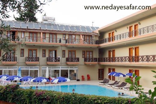 هتل سه ستاره آیکون | تور آنتالیا