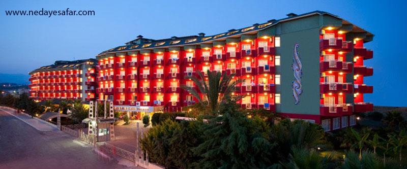 هتل آیدین بی گلد دریم