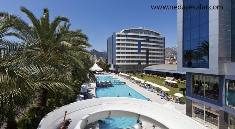 هتل پورتوبلو | تور آنتالیا