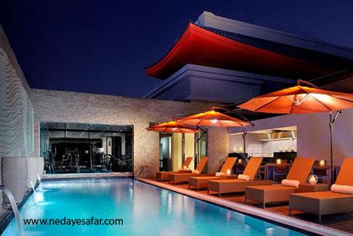 هتل پنج ستاره آسیانا
