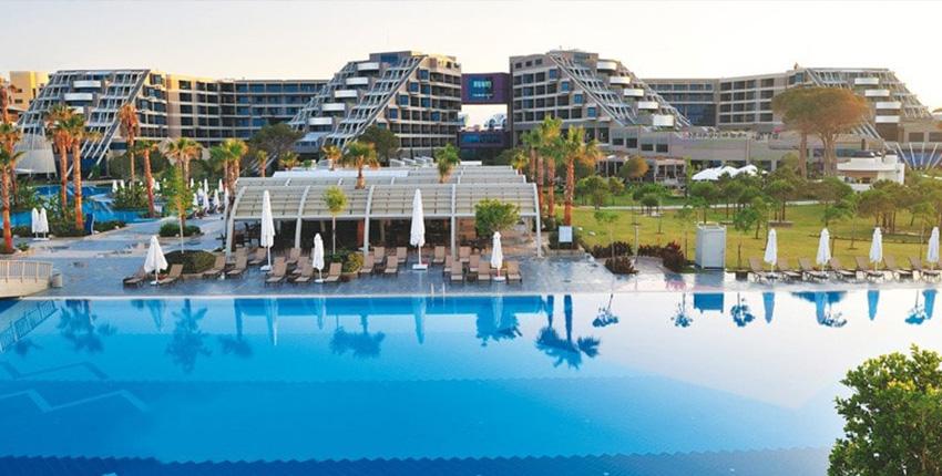 هتل پنج ستاره سوسسی