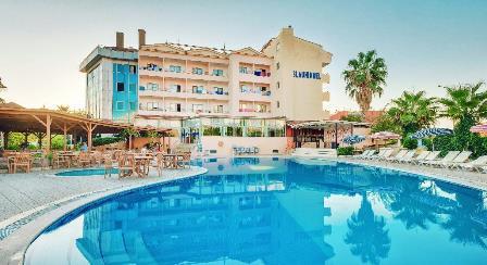 هتل چهار ستاره آیدین بی گلد دریمز