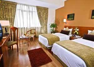 هتل چهار ستاره لند مارک دبی