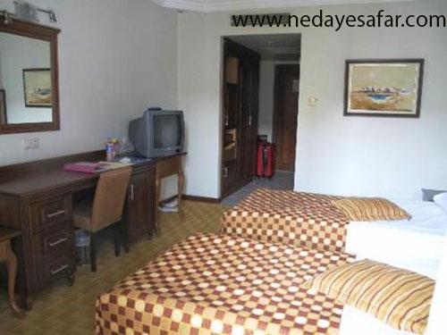 هتل چهار ستاره   تور دبی