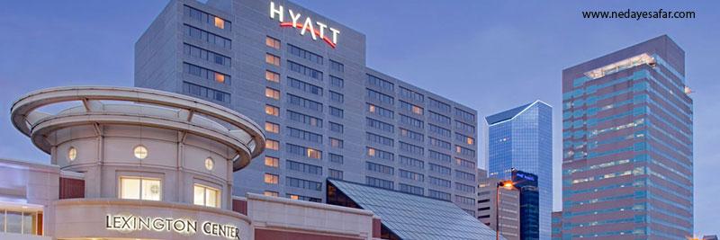هتل پنج ستاره حیات ریجنسی | تور دبی